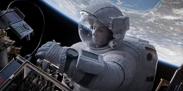 Moi, seule dans l'espace