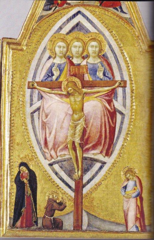 Le mystère de la Trinité : un même Dieu sous 3 formes différentes
