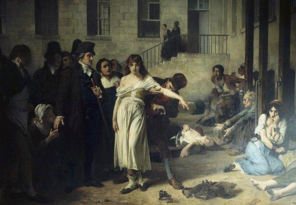 Malchance d'être folle - Chance d'être née au milieu du XXième siècle