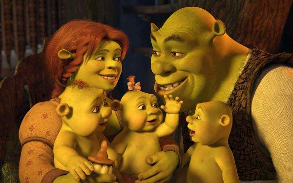 Ce cher Shrek