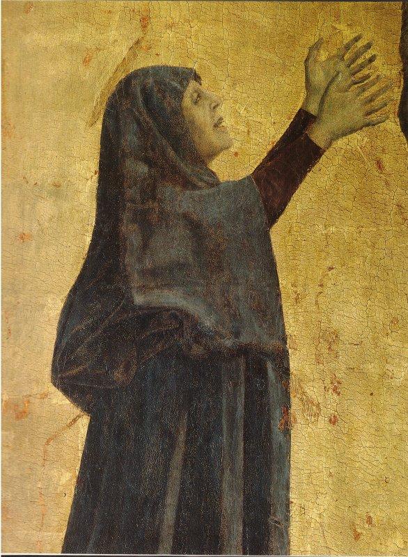 Marie par Piero della Francesca