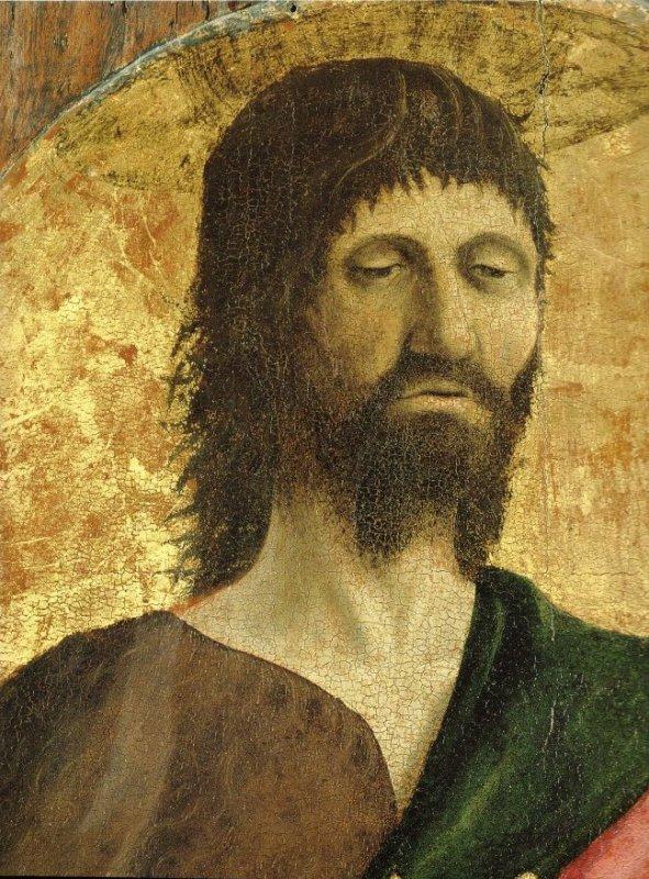 Autres beaux détails chez Della Francesca