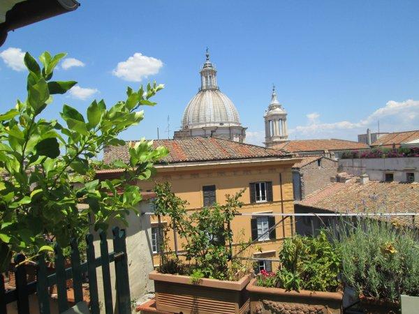 Rome, le 6 juillet 2013