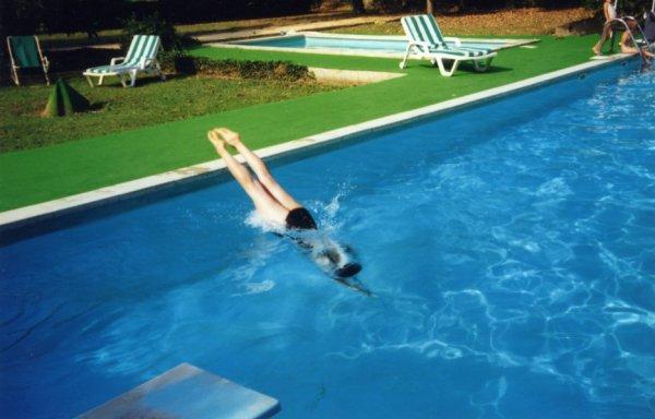 J'aime plonger
