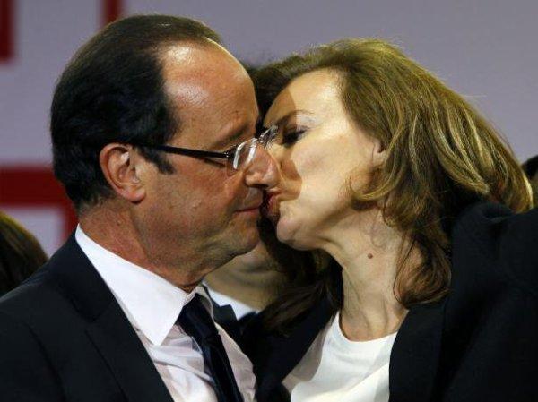 Le baiser de la victoire n'était pas passionné
