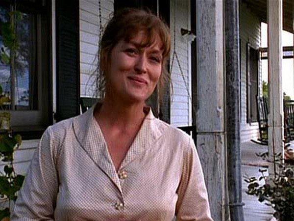Meryl Streep est très belle