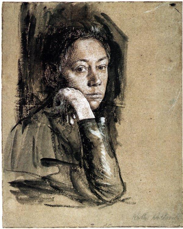 Autoportraits de Käthe
