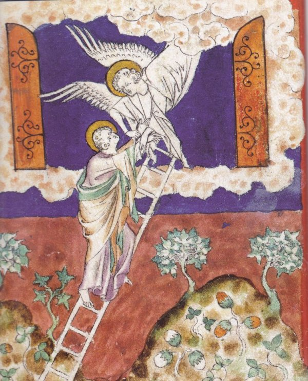 Montée vers l'ange