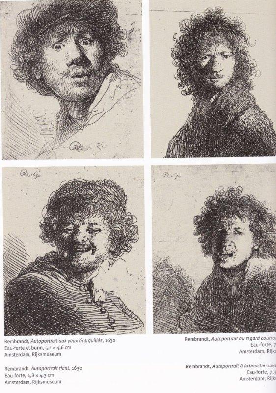 J'aime Rembrandt