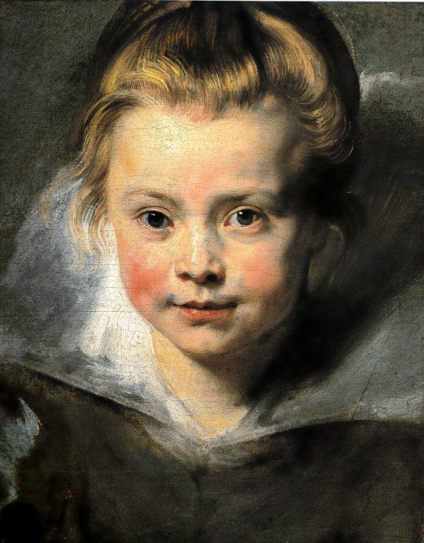 J'aime le regard des peintres sur l'enfance