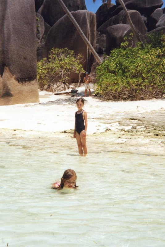 Seychelles 2001 et  2004