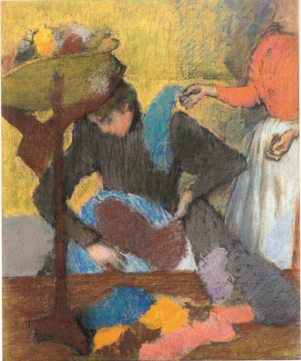 Degas ?
