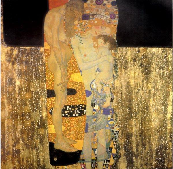 C'est drôle il n'aime plus Klimt
