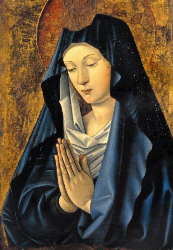 Marie, en France, vers 1500