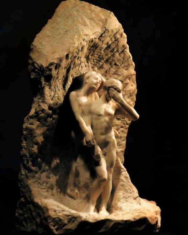 Adam ou Orphée ?