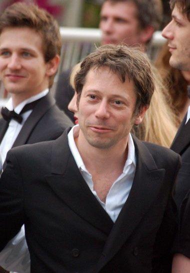 Je trouve Matthieu Amalric beau et drôle.