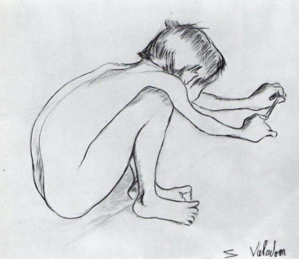 Dessins de Suzanne Valadon