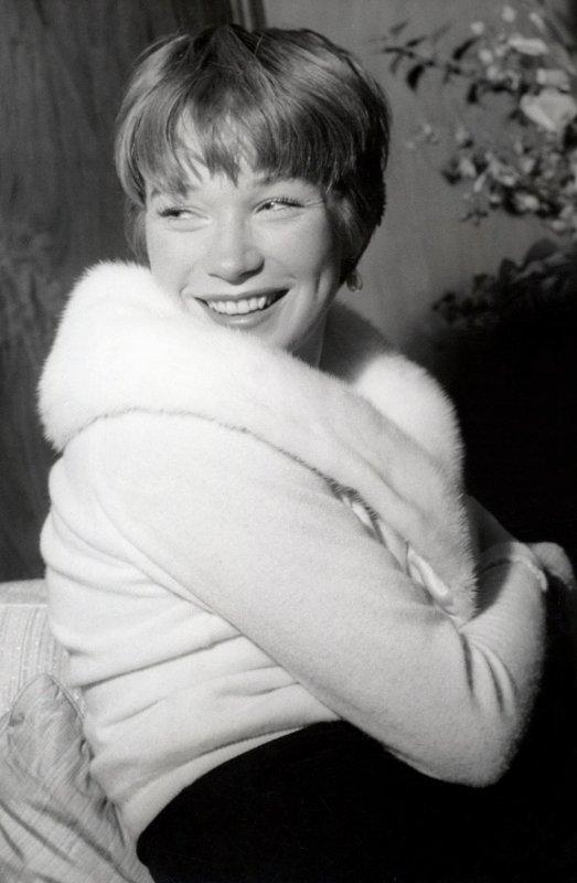 Et de très belles photos d'actrices sur Verdoux toujours