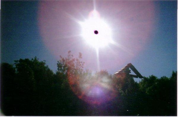 """Le soleil """"danse"""" à Medjugorje"""
