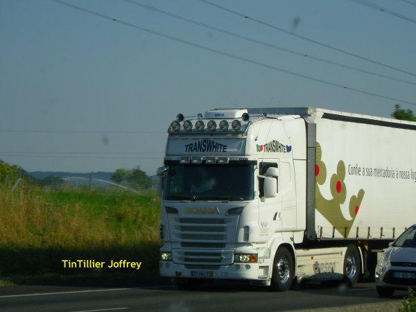 Tournée en Camion