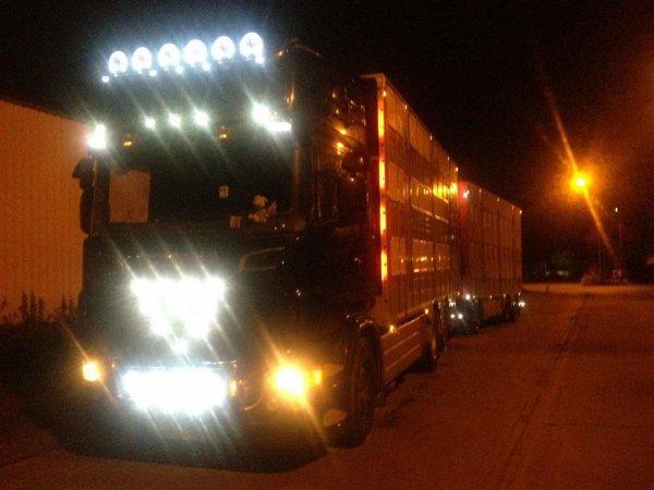 Scania v8 R 620 ( photo prise par mes soins )