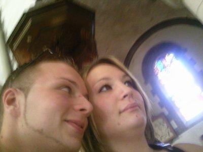 mon beybey et moi o mariage!