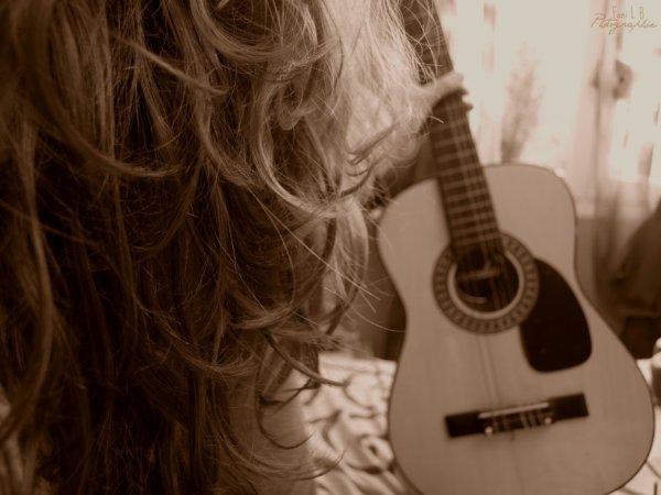 Prends ta guitare et partons loin..