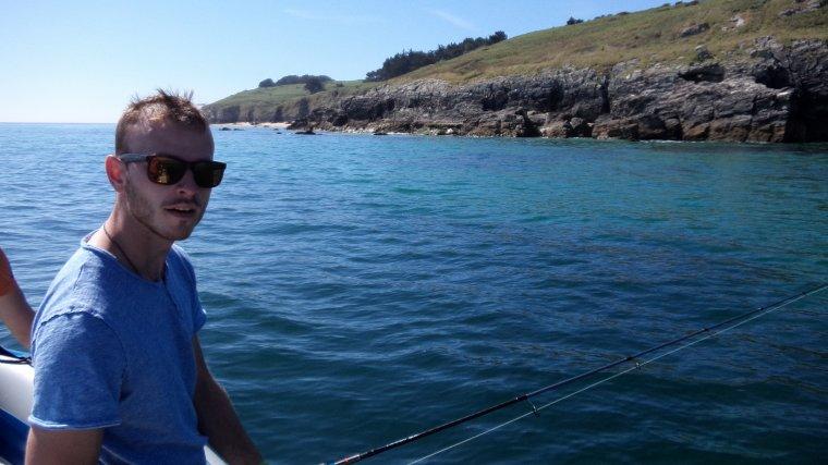Session pêche aux bars du 20 juin 2015 à 2 bateaux