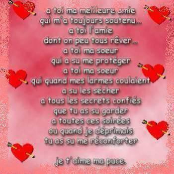 Poeme Pour Ma Soeur Blog De Lebogossdu08499