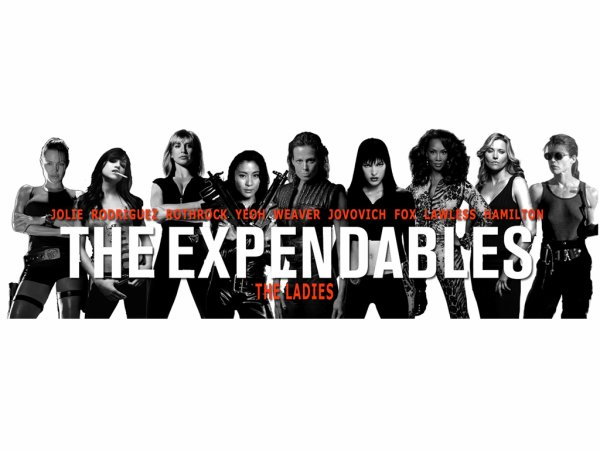 The expendables (The Ladies)