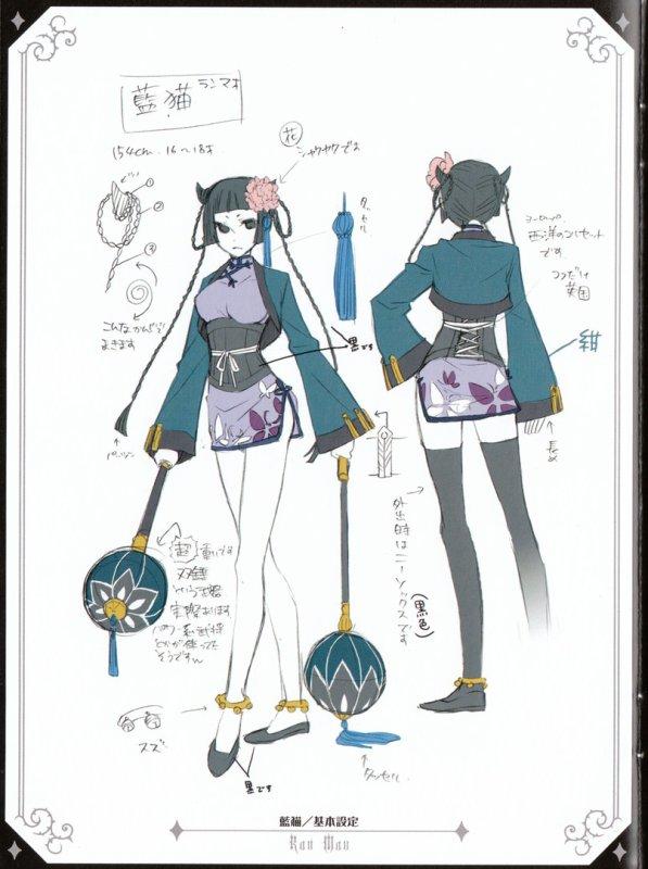 Membre 1 : Ranmao