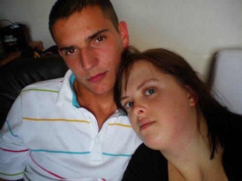 nouvelle foto de moi et mon coeur
