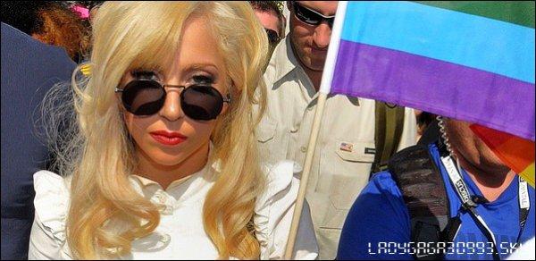 Lady Gaga rentre dans les ordres!