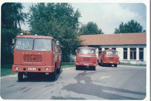 Les anciens FPGPD , FPT et CCI du CSP Montluçon .