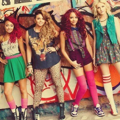 Série de photos 1 ~~Little Mix ~~
