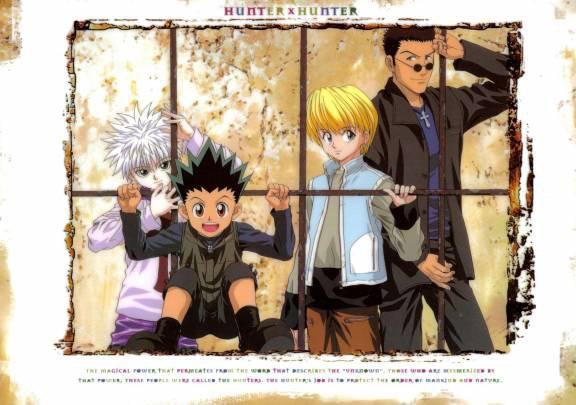♥~Hunter x Hunter~♥
