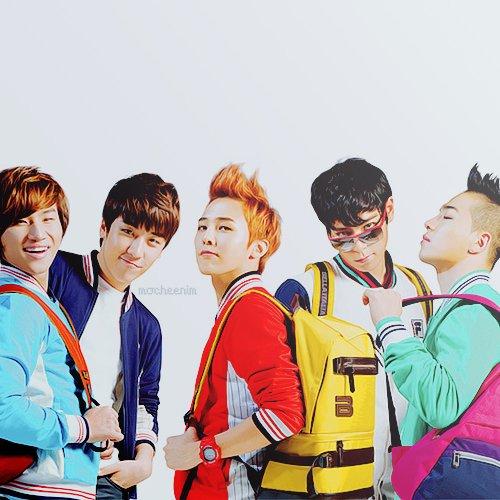♥~Big Bang~♥