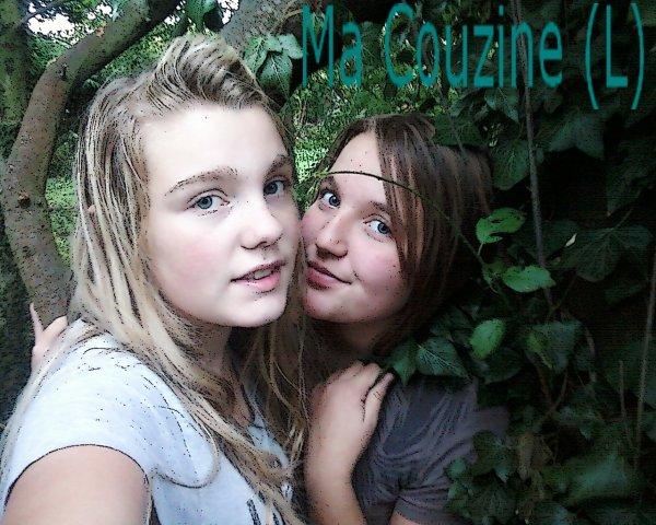 Ma Couzine :) ♥