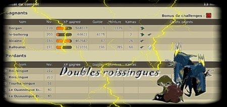 Doubles Roissingues