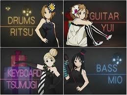 Ritsu,Yui,Tsumugi,Mio