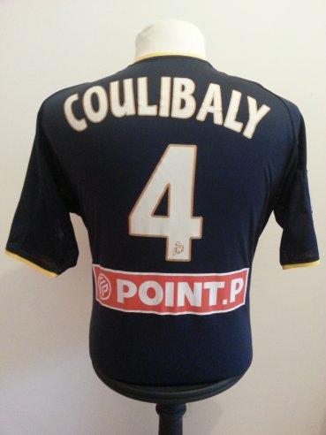Saison 2001 02 maillot coupe de la ligue collection de maillots du rc lens - Rc lens coupe de la ligue ...
