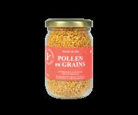Le pollen en grains