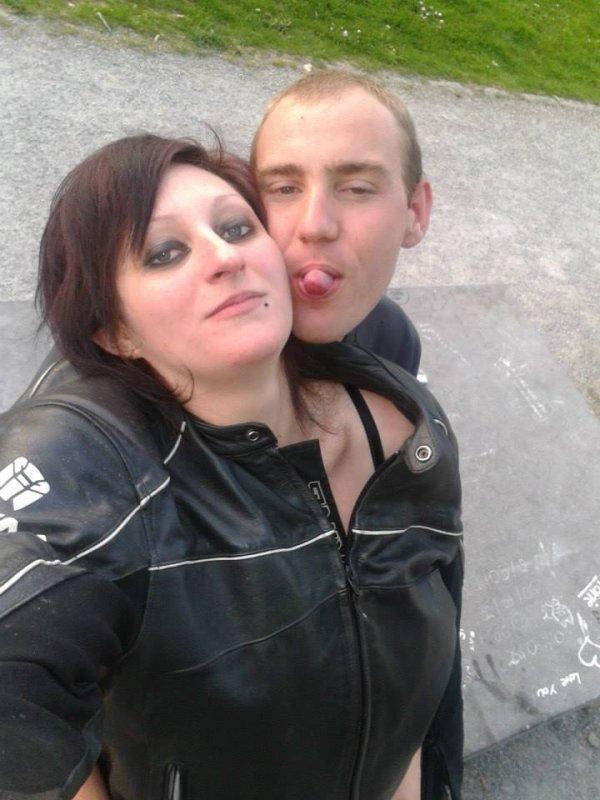 mon frére et sa copine