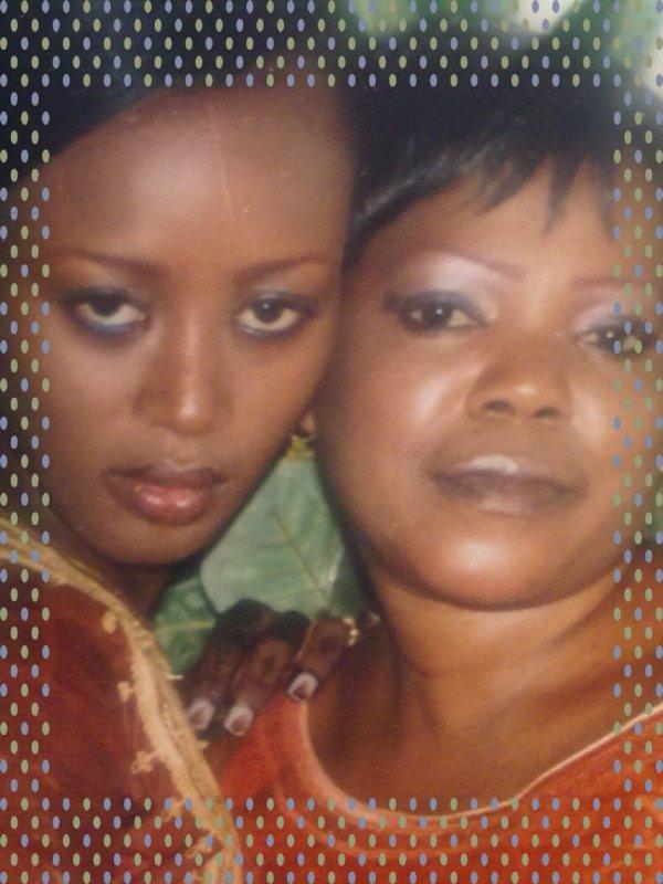 ma grande soeur et ma tante