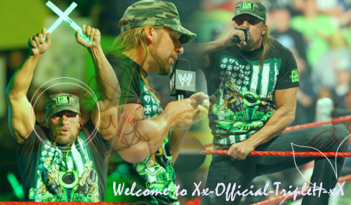 Welcome to Xx-Official-TripleH-xX
