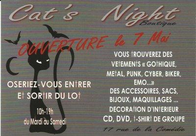 ouverture le samedi 7 mai, 17 rue de la comedie a montauban  venez nombreux.