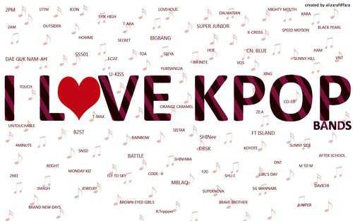 La Kpop, c'est quoi ?