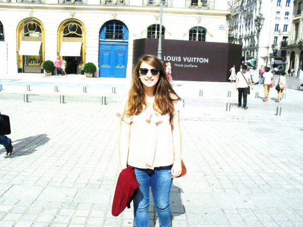 Perfect day in Paris