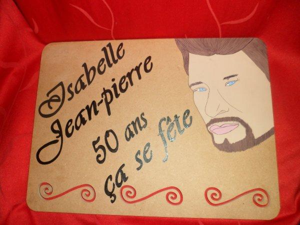 50 ANS ;) :)
