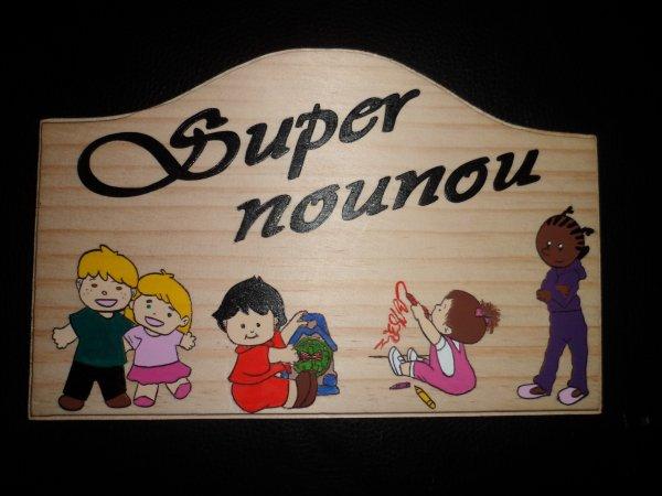 SUPER NOUNOU :)